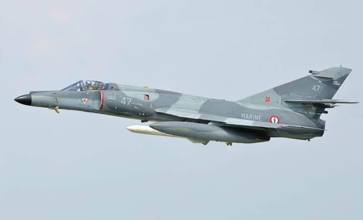Dassault Breguet Super Étendard