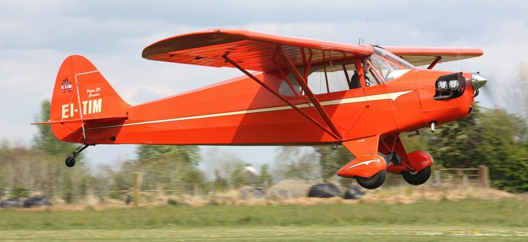 EI TIM Piper J.5A Cub Cruiser
