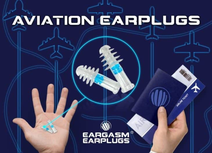 Best Earplugs for Flying Featured image