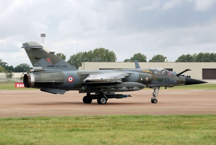 French Air Force Dassault Mirage F1