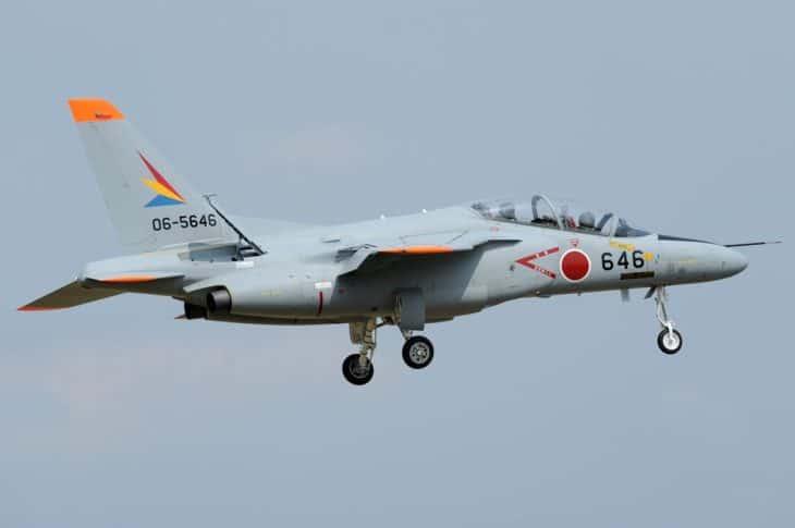 Kawasaki T-4 Japan