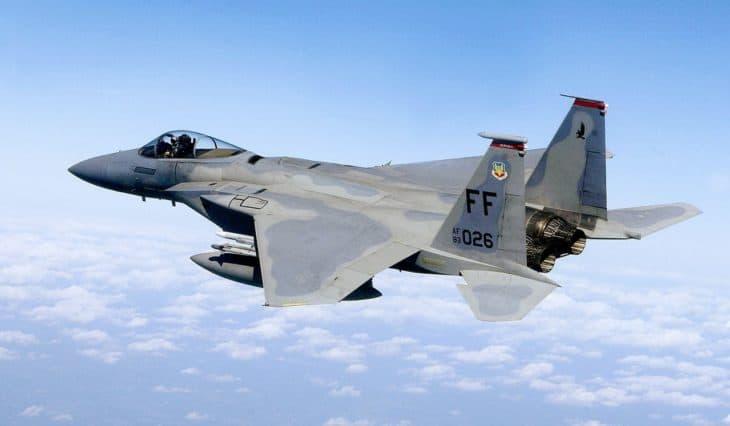 McDonnell Douglas F 15 Eagle