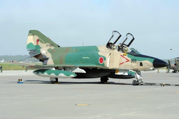 McDonnell Douglas RF 4EJ Kai Phantom II Japan Air Force