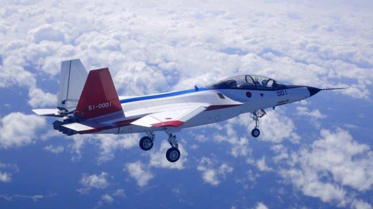 Mitsubishi X 2 Shinshin