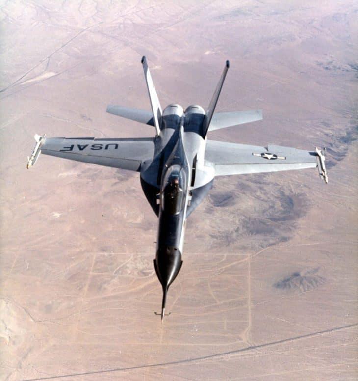 Northrop YF 17