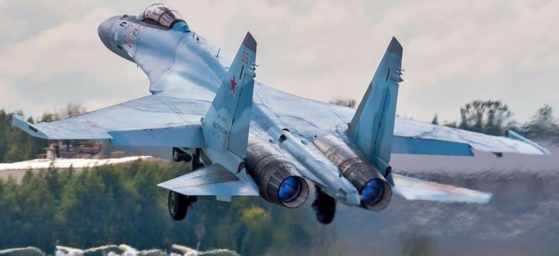 PLAAF Sukhoi Su 35