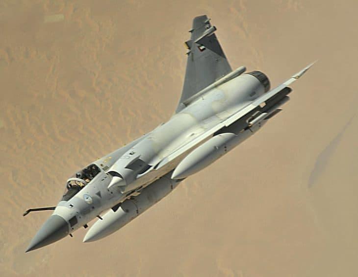 UAE Dassault Mirage 2000 Multirole