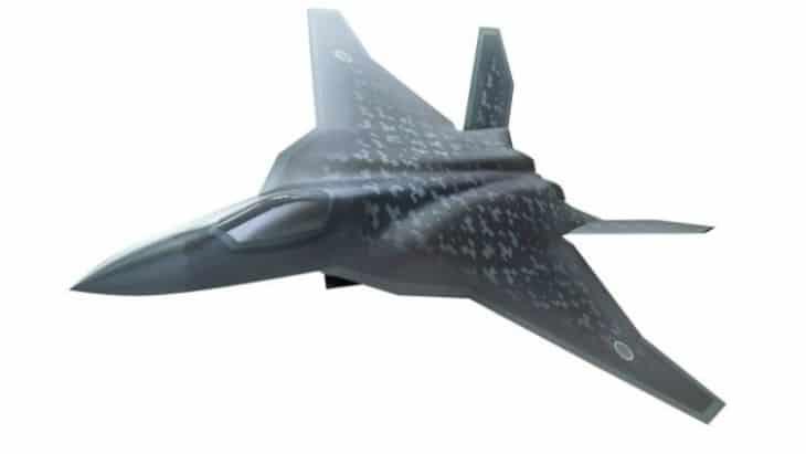 new japanese fighter jet