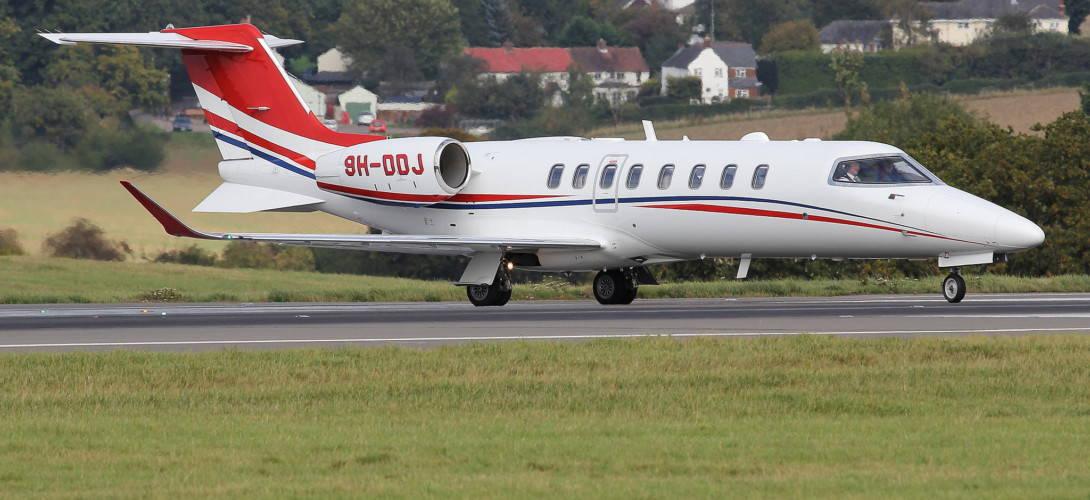 9H DDJ Learjet 75