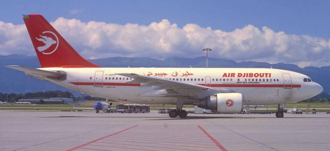 Air Djibouti Airbus A310 200
