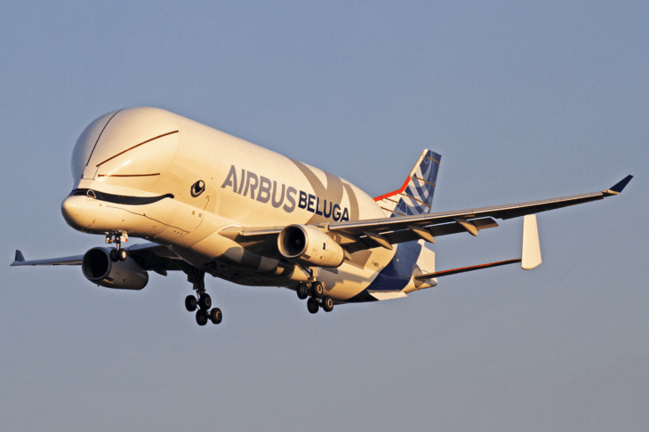 Airbus A330 743L Beluga XL Flight