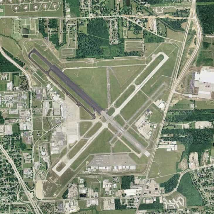 Baton Rouge Metropolitan Airport Louisiana