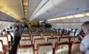 Biman Bangladesh Airlines DC 10 30 Cabin