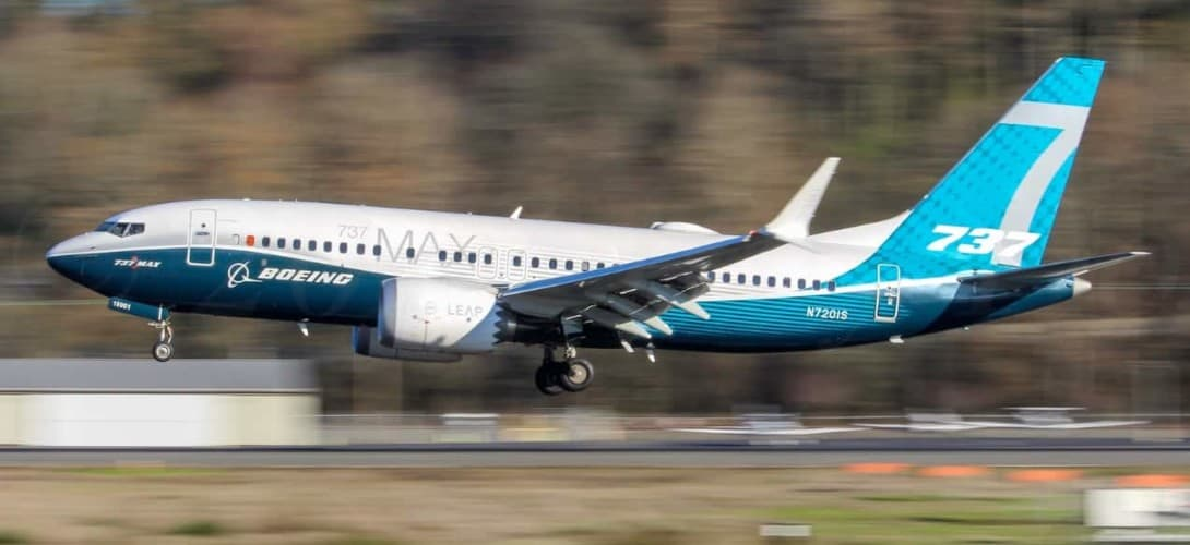 Boeing 737 Max 7 Price Specs Photo Gallery History Aircraft Compare
