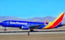 Boeing 737 MAX 8 Southwest Airlines Landing