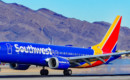 Boeing 737 MAX 8 Southwest Airlines touchdown
