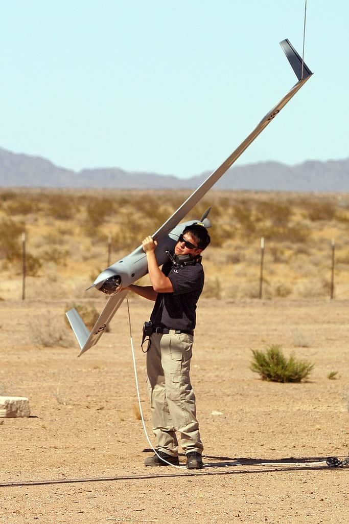 Boeing Scan Eagle Unmanned Aerial Vehicle