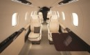 Bombardier's Learjet 75 Cabin