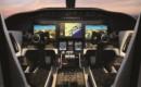 Bombardier's Learjet 75 Cockpit