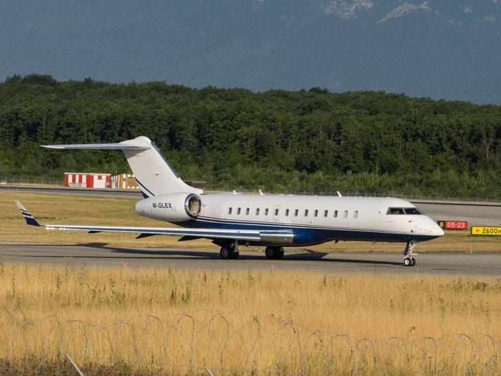 Bombardier BD 700 1A10