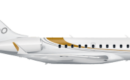 Bombardier Global 5500 outline