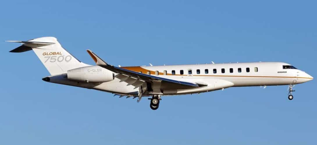 Bombardier Global 7500 2