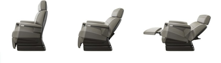 Bombardier Nuage Seat