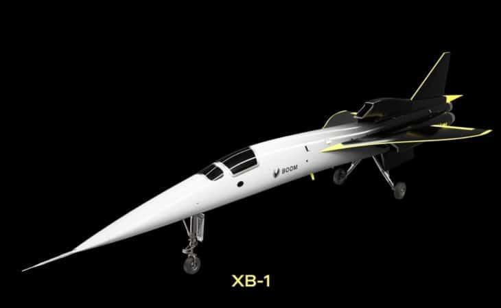 Boom XB 1