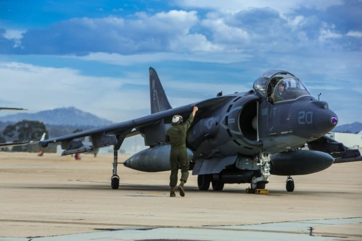 British Aerospace Harrier II