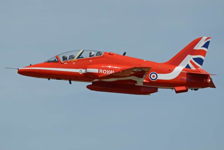 British Aerospace Hawk T.1