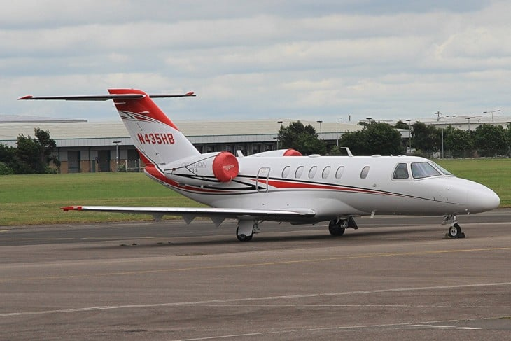 Cessna CJ4 Citation 525B