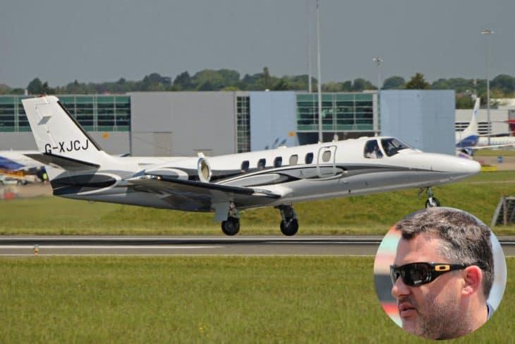 Cessna Citation Bravo 550
