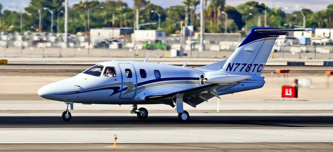 Eclipse 500 N778TC