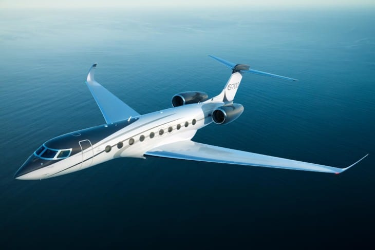 Gulfstream G700 Flight