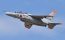 Kawasaki T 4 '56 5739 at Hyakuri Air Base