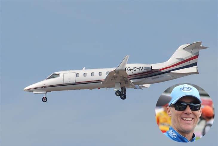 Learjet 31A Aero Icarus
