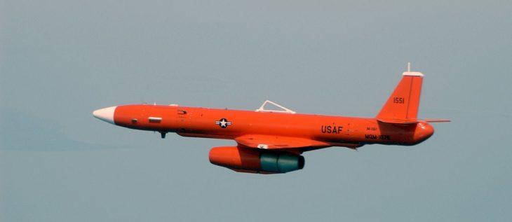 MQM 107E Streaker sub scale aerial target drone