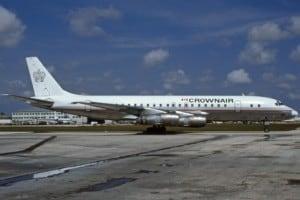 McDonnell Douglas DC-8-52