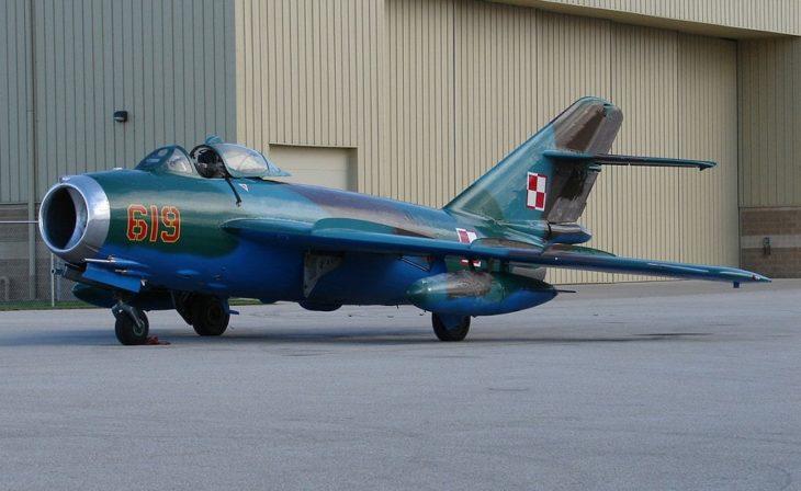 Mikoyan Gurevich MiG 17