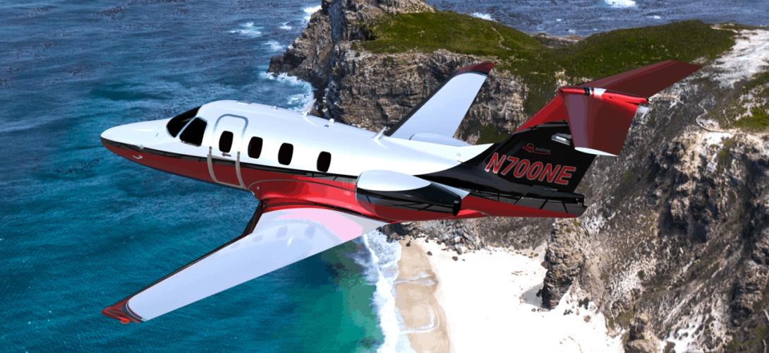 One Aviation Eclipse 700 Canada