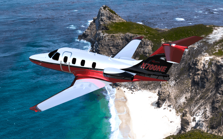 One Aviation Eclipse 700 Canada