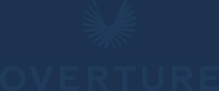 Overture Logo Vertical