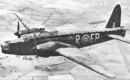 PLANE MPW2 VICKERS ARMSTRONG WELLINGTON Mk II B