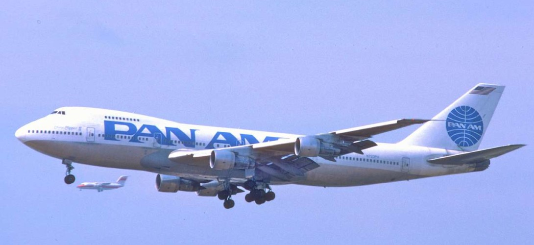 Pan Am Boeing 747 200 China clipper II
