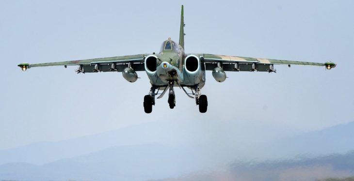 Sukhoi SU 25 FROGFOOT