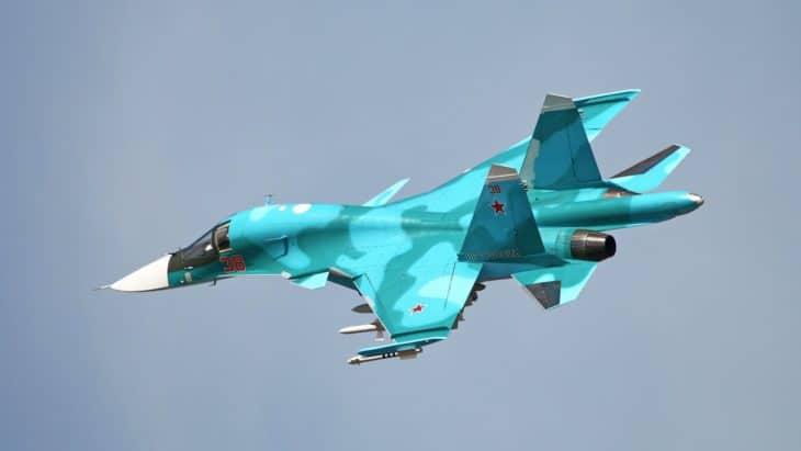 Sukhoi Su 34