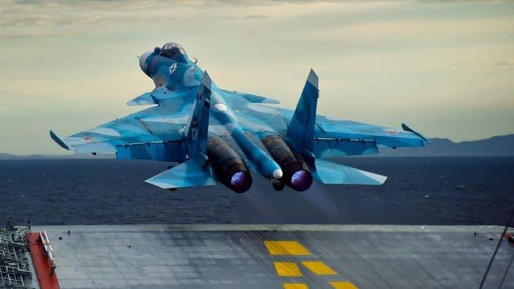 Sukhoi Su 35 Flanker E