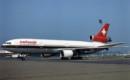 Swissair McDonnell Douglas DC 10 30