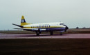 Vickers Viscount 700 Inter City Airlines