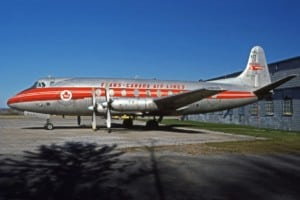 Vickers Viscount 700